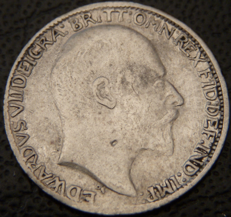 1906 6 Pence - Great Britain