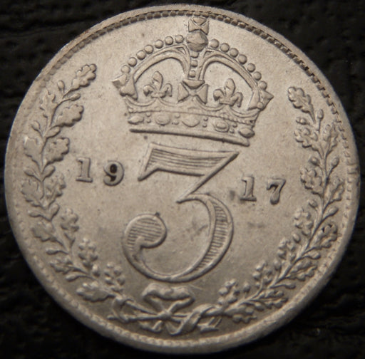 1917 3 Pence - Great Britain
