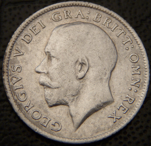 1918 6 Pence - Great Britain