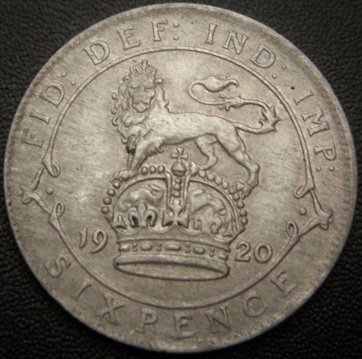 1920 6 Pence - Great Britain