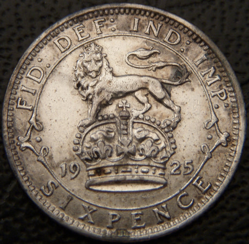 1925 6 Pence - Great Britain