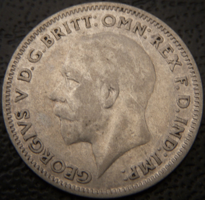 1931 6 Pence - Great Britain