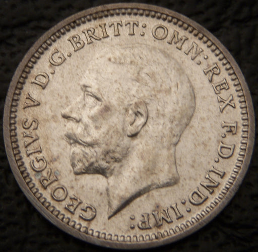 1935 3 Pence - Great Britain