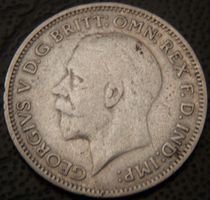 1935 6 Pence - Great Britain