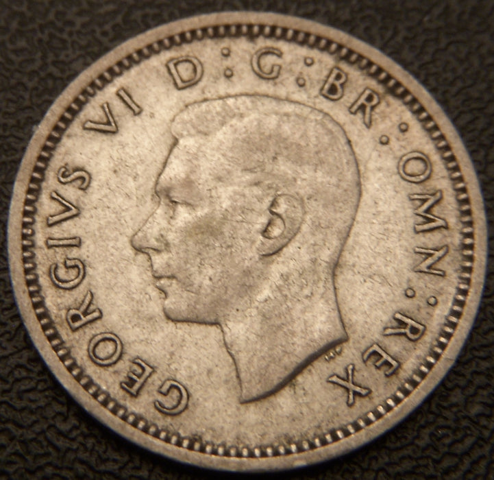 1937 3 Pence - Great Britain