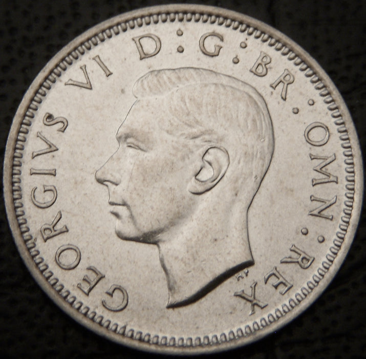 1937 6 Pence - Great Britain