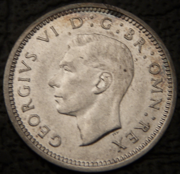 1940 3 Pence - Great Britain