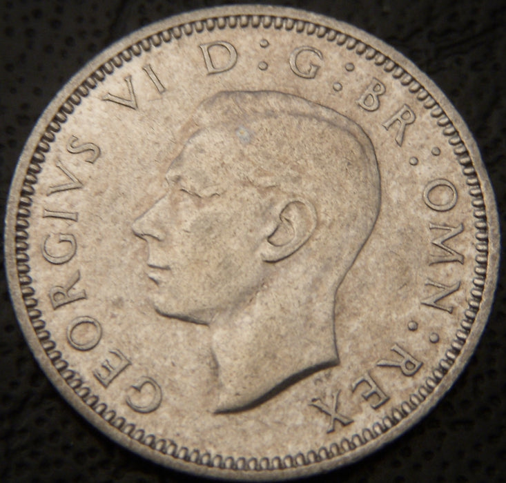 1941 6 Pence - Great Britain