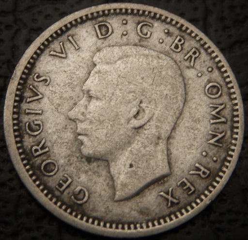 1943 3 Pence - Great Britain