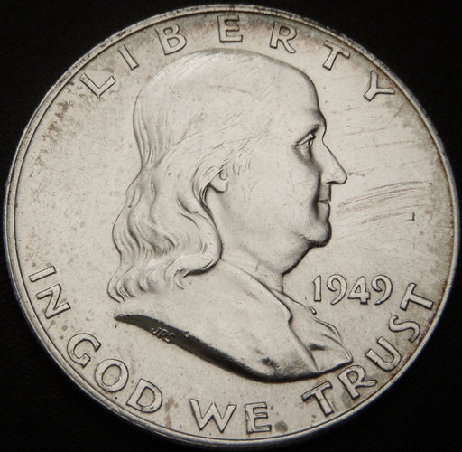 1949-D Franklin Half Dollar MS