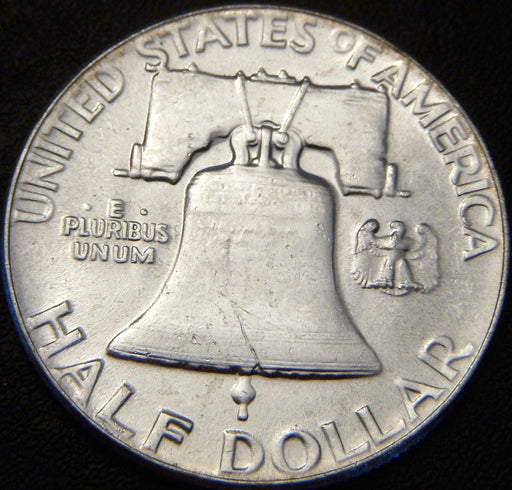 1952 Franklin Half Dollar - MS Unc