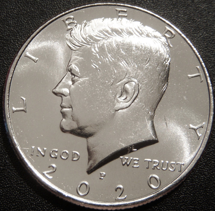 2020-P Kennedy Half Dollar - Uncirculated