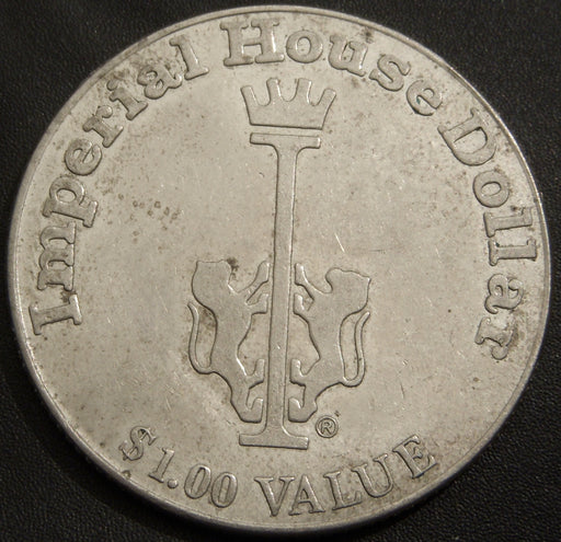 Imperial House Motel $1 Value Token