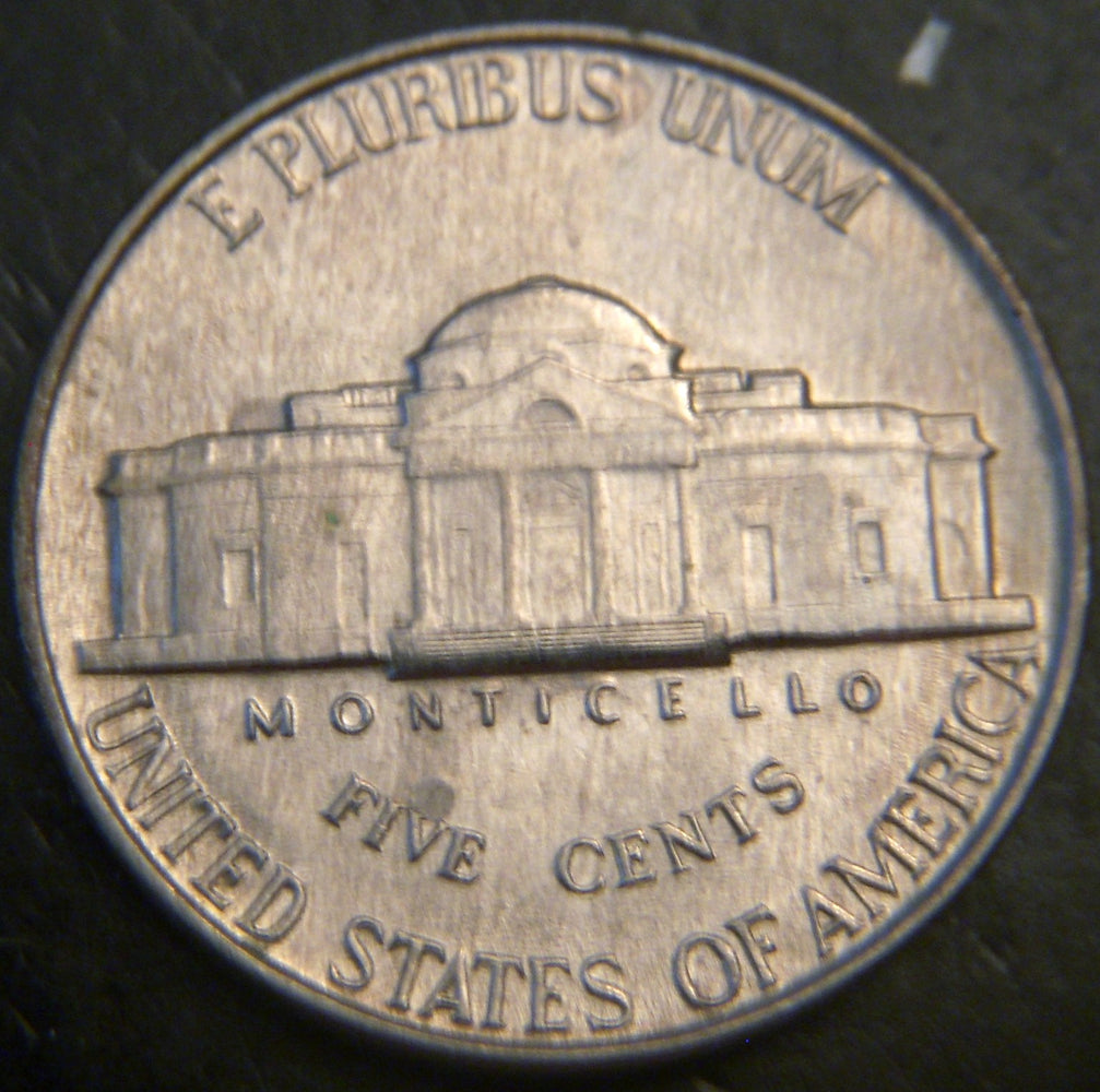 1950 Jefferson Nickel - VF to EF
