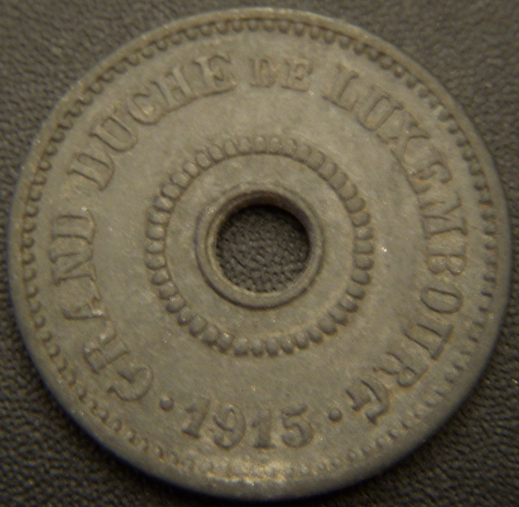 1915 5 Centimes - Luxembourg