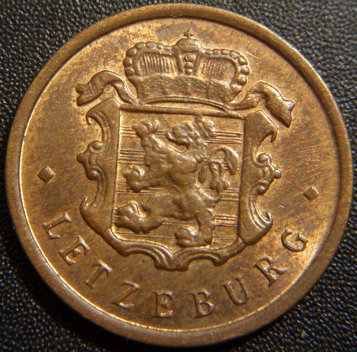 1946 25 Centimes - Luxembourg