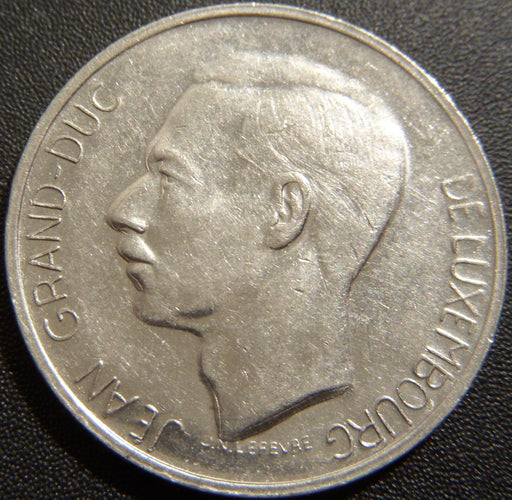 1971 10 Francs - Luxembourg