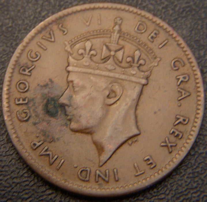 1940 One Cent - New Foundland