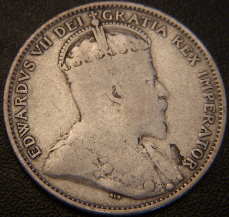 1904H 20 Cents - New Foundland