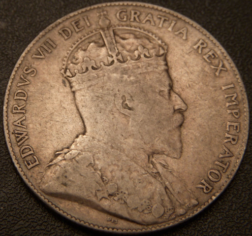 1904H 50 Cents - New Foundland