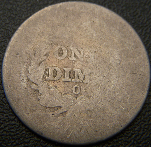 1839-O Seated Dime - AG