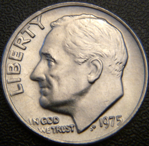 1975 Roosevelt Dime - Uncirculated