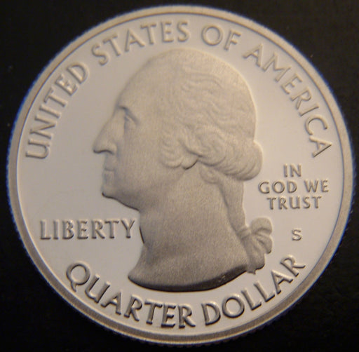 2010-S Grand Canyon Quarter - Clad Proof