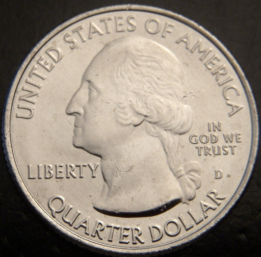 2010-D Yellowstone Quarter - Unc.