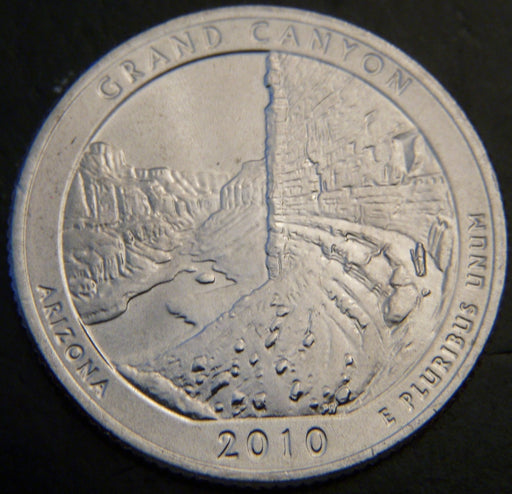 2010-D Grand Canyon Quarter - Unc.