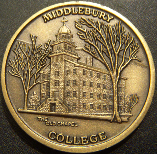 1976 Middlebury, VT College Medal