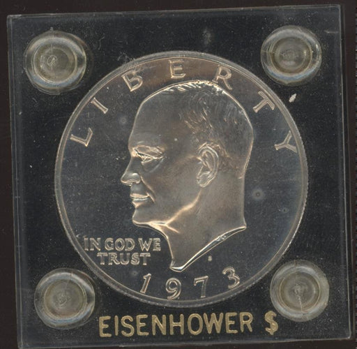 1973-S Eisenhower Dollar - Clad Proof