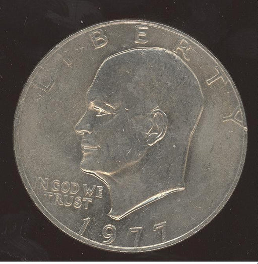 1977 Eisenhower Dollar - Uncirculated