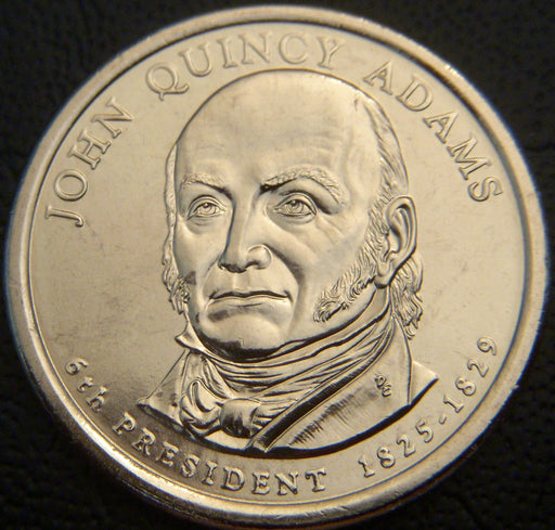 2008-D J. Adams Dollar - Uncirculated