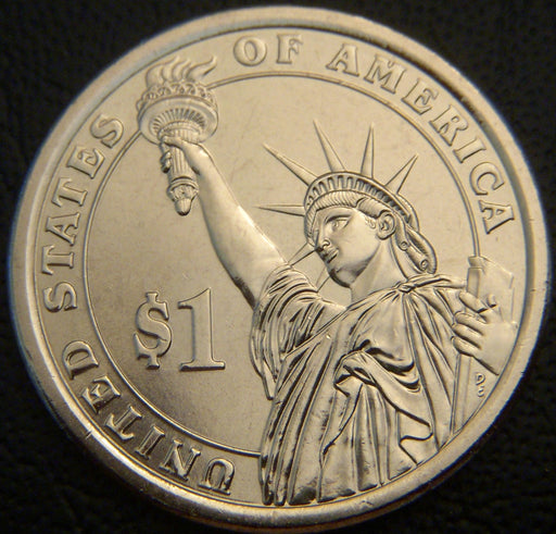 2008-P J. Adams Dollar - Uncirculated
