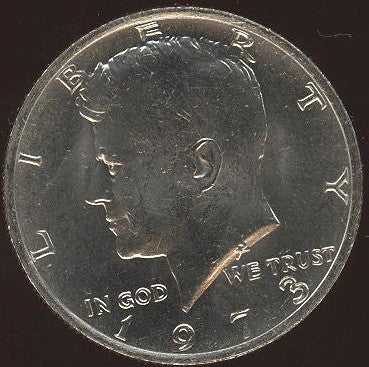 1973 Kennedy Half Dollar - Uncirculated