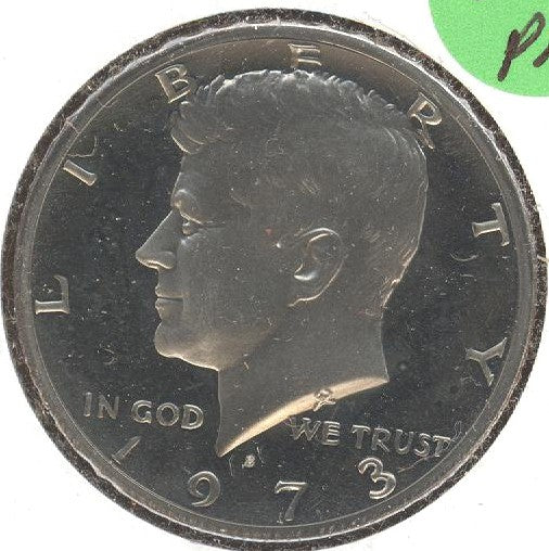 1973-S Kennedy Half Dollar - Proof