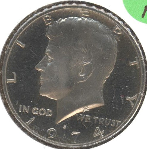 1974-S Kennedy Half Dollar - Proof