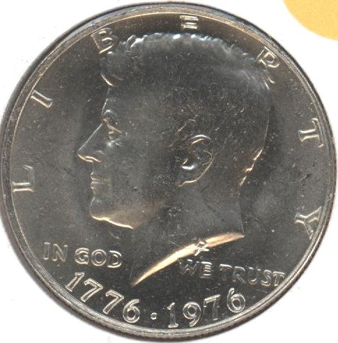 1976 Kennedy Half Dollar - Uncirculated