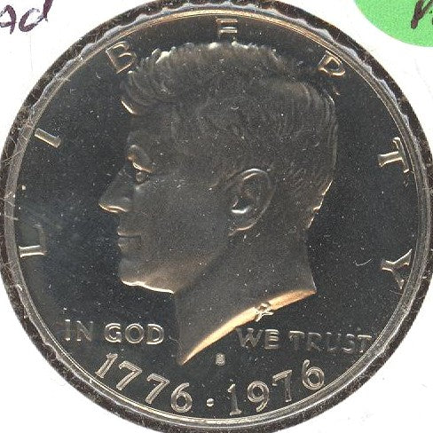 1976-S Kennedy 50C - Proof