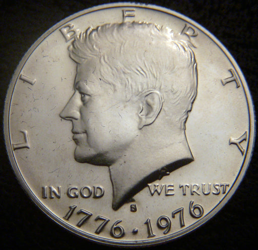 1976-S Kennedy Half Dollar - Silver Proof
