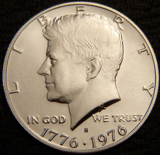 1976-S Kennedy Half Dollar - Silver Uncirculated