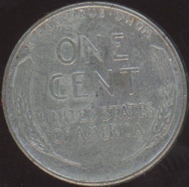1943 Lincoln Cent  - Fine to EF