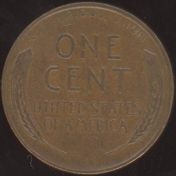 1945-D Lincoln Cent - Fine to EF