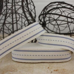 Stripe & Stitch Ribbon