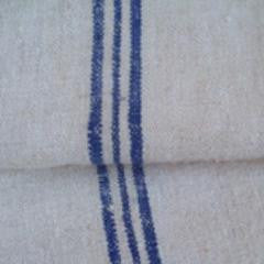 Vintage Sack - Indigo Stripes
