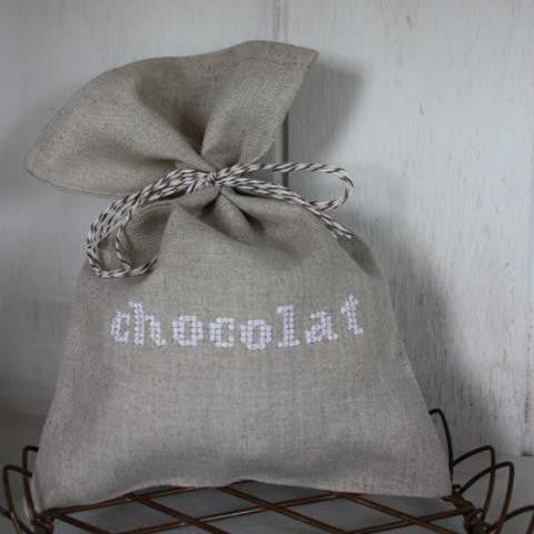 Natural Chocolat Bag