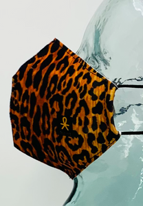 AFM Animal Print - Leopard - Face Cover