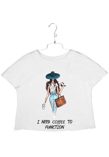 Coffee to Function Shirt