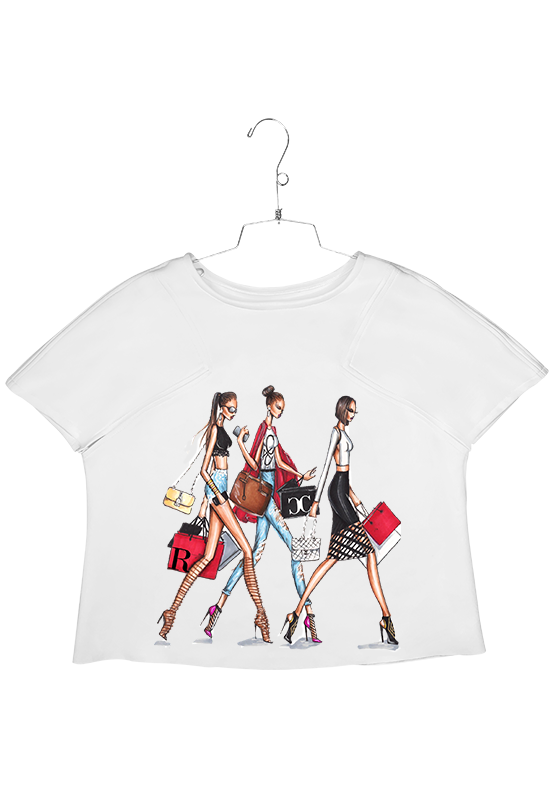 CZ Shopping Dolls Shirt