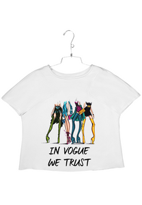 Trust in Vogue Shirt